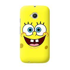 Spongebob Moto E2 case - Moto E - 2nd Gen - Motorola - Phone Cases