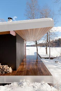 ALA Architects - Sauna
