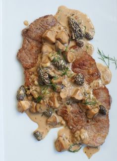 Schnitzel Stroganoff Rezept - ESSEN & TRINKEN
