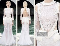 Exquisite Details for Givenchy Couture - The Cutting Class