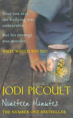 Ninteen Minutes - Jodi Picoult. On a similar theme to We Need to talk about Kevin, but I enjoyed this so much more. Very gripping read.