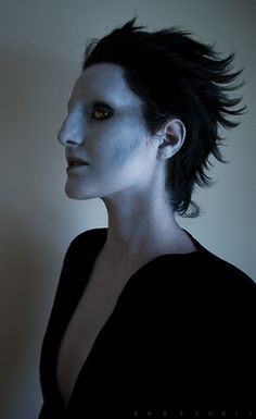 """""""Pitch Black,"""" the nightmare king, by Rhapsodii-kun on DeviantArt, cosplay from Rise of the Guardians."""