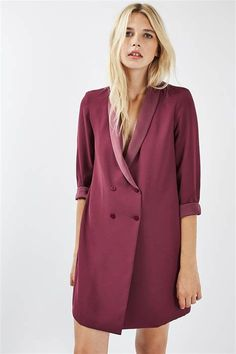 We've gathered our favorite ideas for Soft Tailored Blazer Dress Dresses Clothing Topshop, Explore our list of popular images of Soft Tailored Blazer Dress Dresses Clothing Topshop. Sleeveless Blazer, Lace Blazer, Blazer Dress, Jacket Dress, White Shift Dresses, Nice Dresses, Dresses With Sleeves, Tuxedo Dress, Black Long Sleeve Dress