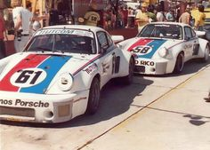The #61 car was entered by Brumos Porsche and driven to a 8th place finish by Jim Busby and Carl Shafer.  The #58 car was entered by Diego Febles Racing and driven to a 5th place finish by Diego Febles and Hiram Cruz.