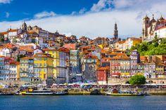 Clique na imagem e encontre passagens aéreas para o Porto!