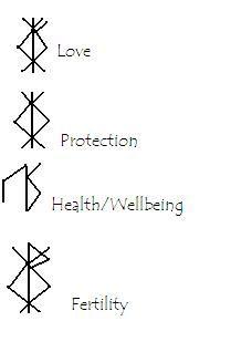 Bind Runes by Amberwood on DeviantArt