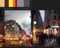 Thomas Vournazos, from Slashcube, posted on the forums a super cool looking visual of Hotel 114 – A small project he did for a hotel design in Oberkampf area in Paris. Showcasing a vibrant, night life scenario, was the main goal for this image and nicely done. Using Maxon's Cinema 4D along with Corona Renderer …