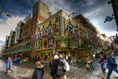 Temple Bar Dublino