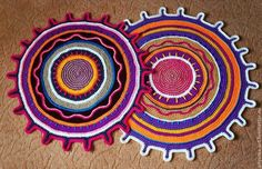 Текстиль, ковры ручной работы. Коврик