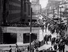 1924 - Post Office, Front St (attached to Union Station)