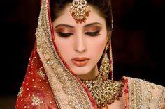 Pakistani Bridal Makeup Perfect Ideas 2015