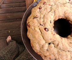 Cranberry Poppyseed Bread via Monet of Anecdotes and Apple Cores
