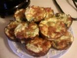 Crustless Broccoli & Cheese Mini Quiches from march/arpil 09 clean eating magazine via @SparkPeople