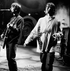 Oasis - Knebworth -1996
