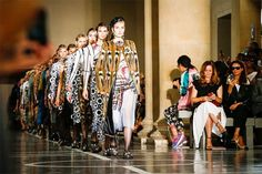 Christopher Kane's collections