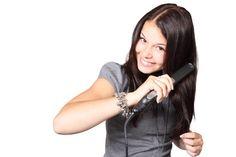 alisar el pelo naturalmente