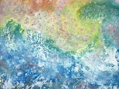 4 year old artist with autism - Iris Grace <em>Octavia</em>