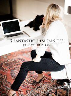 3 Fantastic Blog Design Sites
