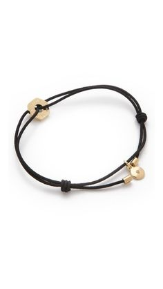 Easy DIY bracelet idea: Marc Jacobs Bolt Friendship Bracelet