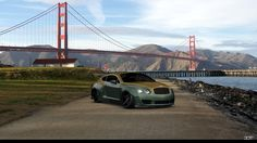 Come ti sembra il mio tuning #Bentley #ContinentalGT 2004 in 3DTuning #3dtuning #tuning