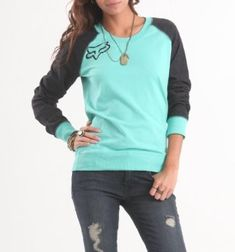 Kingston Crew Pullover Fleece from PACSUN. Saved to apparel. Shop more products from PACSUN on Wanelo. Country Girl Style, Country Girls, Fox Racing Clothing, Fox Brand, Instapump Fury, Races Outfit, Fox Girl, Clothing Sites, Country Outfits