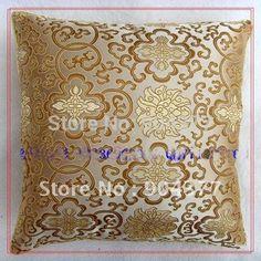 Двойной односторонний шелк печать диван подушка крышки 18 дюймов украшение подушка чехол 2 частей / pack купить на AliExpress