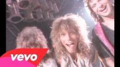Bon Jovi - You Give Love A Bad Name - YouTube