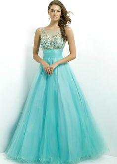 Beautiful Aqua Dress