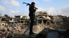 Syria war: Trump 'ends CIA arms programme for rebels' https://tmbw.news/syria-war-trump-ends-cia-arms-programme-for-rebels  US President Donald Trump has ended the CIA's clandestine programme to provide weapons and supplies to Syrian rebel groups, officials have said.The programme began in 2013 as Mr Trump's predecessor, Barack Obama, decided to put pressure on President Bashar al-Assad to stand down.The decision to halt it was made almost a month ago, by which time the flow of arms had…