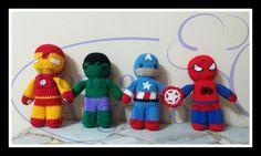 Los héroes de Marvel en #BonitoAlgodon