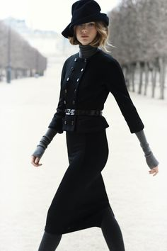 Look N° 1 / Autumn 2012 / Collection / READY-TO-WEAR / Woman / Fashion & Accessories / Dior official website