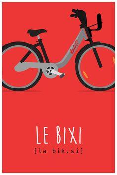 Montréal - Bixi