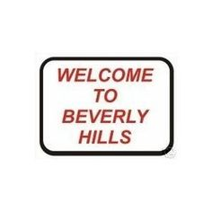 Welcome to beverly hills - Acrylic Key Ring - http://robsemporium.com/product/welcome-to-beverly-hills-acrylic-key-ring/