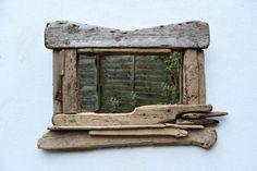 Driftwood MirrorDrift Wood Mirror Bleached Driftwood