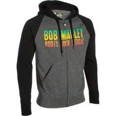 Bob Marley Clothing, Bob Marley T Shirts, Full Zip Hoodie, Reggae, Hoody, Billabong, Sweaters, Clothes, Rock