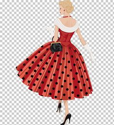 Estilo Pin Up, Estilo Retro, Baby Girl Dolls, Baby Girl Princess, Life Size Barbie, Dress Png, Paper Child, T Shirt Png, Doll Drawing