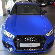 Are you ready? It's coming - #Audi #newRS3sedan ---- oooo #audidriven - what else @audidavidhuang ---- #AudiRS3 #RS3 #RS3sedan #quattro #4rings #drivenbyvorsprung #china #audichina #blueAudi #blue #Audicolor #audisportcars #carsbyaudisport