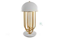 Vintage Stehlampen, zur Mitte des Jahrhunderts moderne Beleuchtung, einzigartige Lampen, Stilnovo Lampen http://www.delightfull.eu/en/heritage/table/turner-sideboard-lamp.php