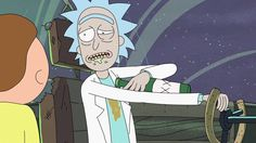 Rick And Morty's Rick Sanchez is always kind of drunk; his belching, stumbling alcoholism is one of the character's many endearing(?) personal foibles. Apparently, though, the show's third season will find Rick getting even more sloshed than usual, a situation that forced co-creator and voice actor
