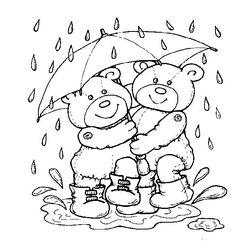 desenhos de chuva para colorir 02