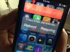 RePower: get new options to iOS 7′s power down screen