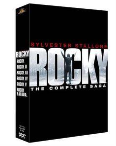 Rocky Saga Collection (6 Disc)  Kr. 289,00  http://cdon.dk/film/rocky_saga_collection_(6_disc)-545601