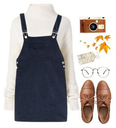 """""""lonely neighbor"""" by winterlilac12 ❤ liked on Polyvore featuring Diane Von Furstenberg, Gap and LØMO"""