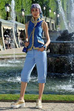 Chanel Cruise Collection 2013 via Vogue.de