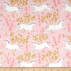Michael Miller Minky Sarah Jane Magic Unicorn Forest Blossom Fabric By The Yard >>> Visit the image link more details. (This is an affiliate link) Mink Animal, Happy Elephant, Sewing Circles, Michael Miller Fabric, Minky Fabric, Cotton Fabric, Home Decor Fabric, Cool Diy Projects, Amazon Art