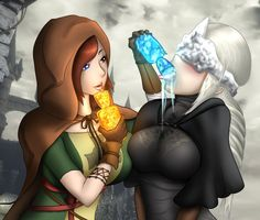 Souls Firekeeper Video Games Pictures Luscious