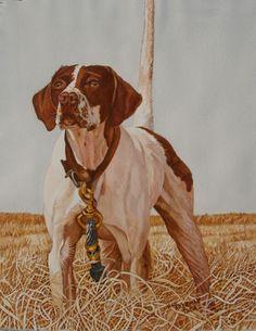 Watercolor Paintings by Jane Freeman