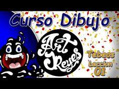 Curso Dibujo Art JReyes Tebeos 01 - YouTube