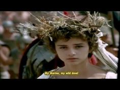 """MARINA: A poem by Odysseas Elytis Music: Mikis Theodorakis- Μίκης Θεοδωράκης Images from the film """"Iphigenia"""" directed by Michalis Cacoyiannis, starring Iren. Music Songs, My Music, Greek Music, Ukulele, Guitar, Greatest Songs, Classical Music, Musical, Singing"""