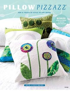 Pillow Pizzazz eBook
